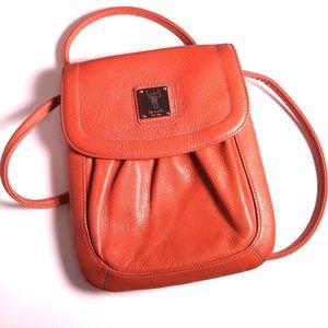 Tignanello Crossbody orange purse